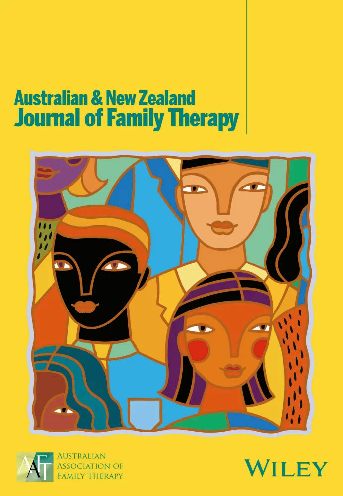 Australian & New Zealand Journal of Family Therapy 2014 featuring Lorraine Hedtke