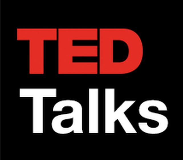 Ted Talk Logo Vertical